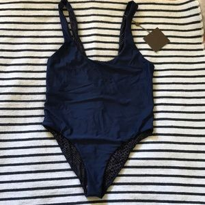New with tags ACACIA one piece bathing suit